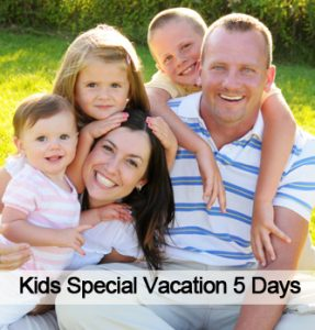Kids Special Vacation